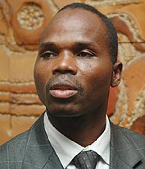 Maitre Bernard Ntaganda Président du PS Imberakuri