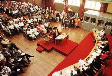 Commission Vérité et réconciliation Afrique du Sud