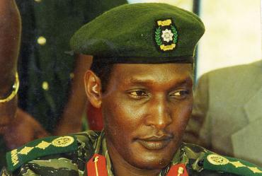 Lieutenant Géneral Faustin Nyamwasa