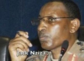 Le Géneral Jack Nziza