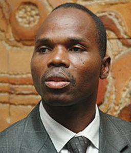 Me Bernard Ntaganda Président du PS Imberakuri en prison au Rwanda