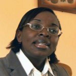 Victoire Ingabire présidente des FDU actuellement en prison au Rwanda
