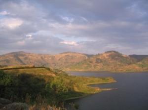 Paysage du Rwanda