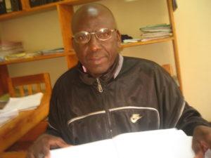 Professeur Runyinya Barabwiliza