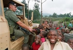 Opération Turquoise au Rwanda