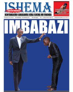 Rwanda : un mensuel demande pardon au Général Kagame