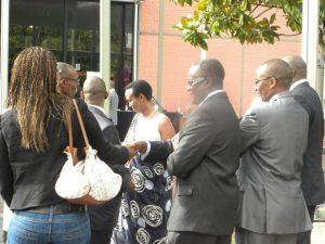 """Aubervilliers: """"Vous ne pouvez pas entrer car vous êtes contre le Rwanda"""""""