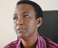Rwanda-France: la ministre Inyumba surprise à Rouen