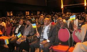 Rencontre rwandaise