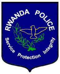 La police rwandaise