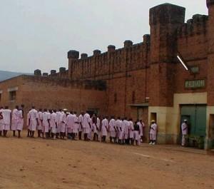 Prison Rwanda