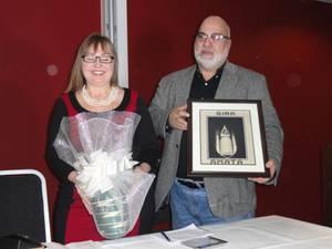 "Mr et Madame Kurth, couple d'Américains de ""Hotel Rwanda Rusesabagina Foundation"""