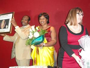 Paul, son épouse Thaciana et Mme Kitty