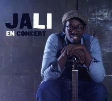 Jali désigné « artiste de l'année »aux octaves de la Musique