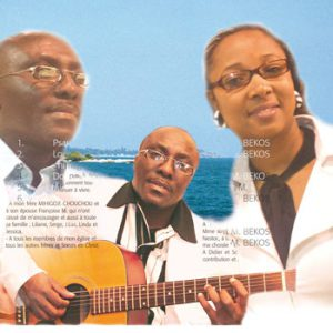 L'artiste Gilbert Bekos Mahuku sort son 1e DVD Gospel