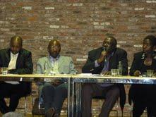 Les leaders de PDP et PS Imberakuri