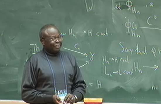 Rwanda: Hommage au mathématicien Augustin Banyaga