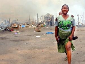 Femmes et filles abandonnées à l'Est de la RDC: Le point de vue d'une femme