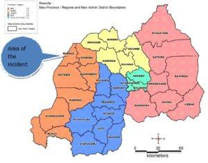Rubavu source: police rwandaise