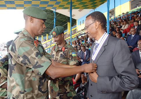 Des hauts officiers Rwandais en contact direct avec le M23