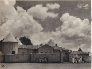 Résidence de la Reine mère à Shyogwe