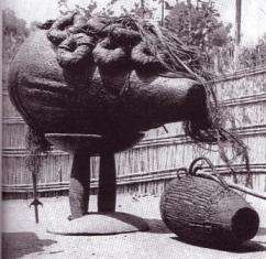 Le Kalinga, tambour royal