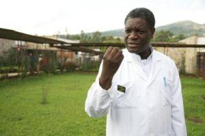 Le Dr. Denis Mukwege