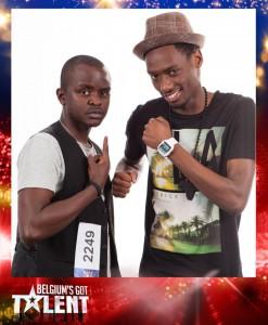 Belgium's Got Talent révèle deux jeunes d'origine rwandaise