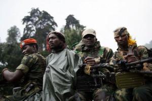 RDC : 150 rebelles tués par les FARDC