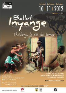 Le Ballet Inyange révèle Mwidishyi, le Roi des jeunes
