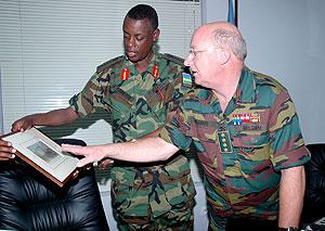 La Belgique met fin à sa coopération militaire avec le Rwanda
