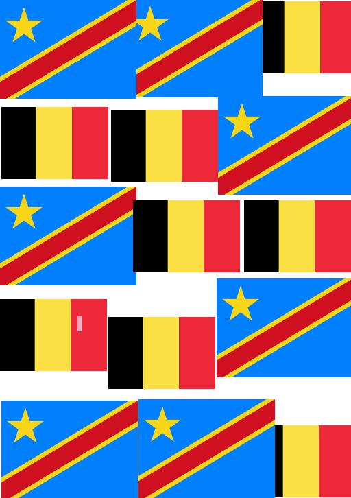 RDC - Belgique