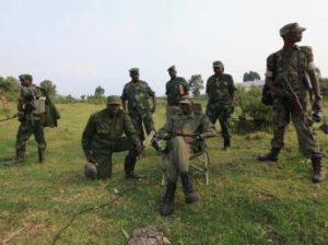 Les rebelles M23 - source: RFI