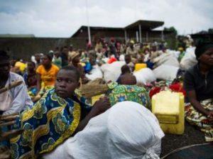 Populations déplacées  - AFP/Phil Moore