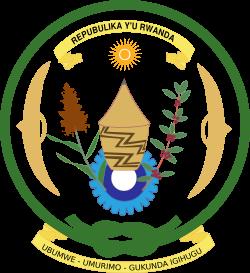 Armoiries du Rwanda