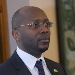 Robert Masozera, Ambassadeur du Rwanda en Belgique