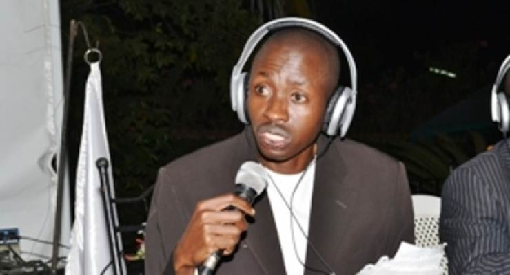 Burundi : Soutien à Hassan Ruvakuki