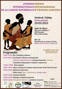 Le Kinyarwanda, bientôt une langue morte ?