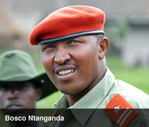 RDC: Ntaganda est à Kigali et a demandé son transfert à la CPI