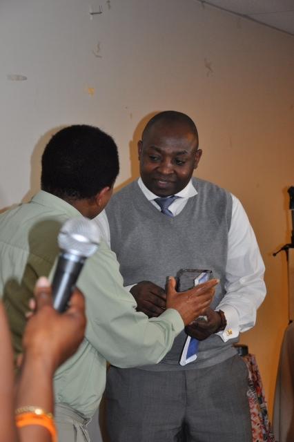 Rwanda – Belgique: Luc Marchal et un militant congolais, lauréats du prix Victoire Ingabire