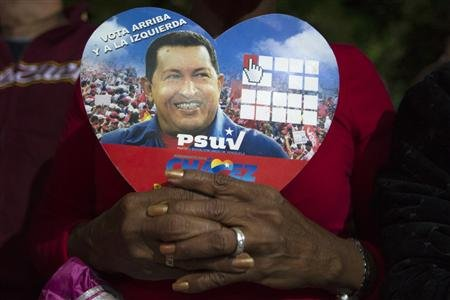 Hugo Chavez l'Africain
