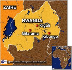 Nouvel attentat à la grenade à Kigali: une fille tuée et huit blessés