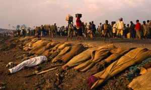 Refugees from Rwanda