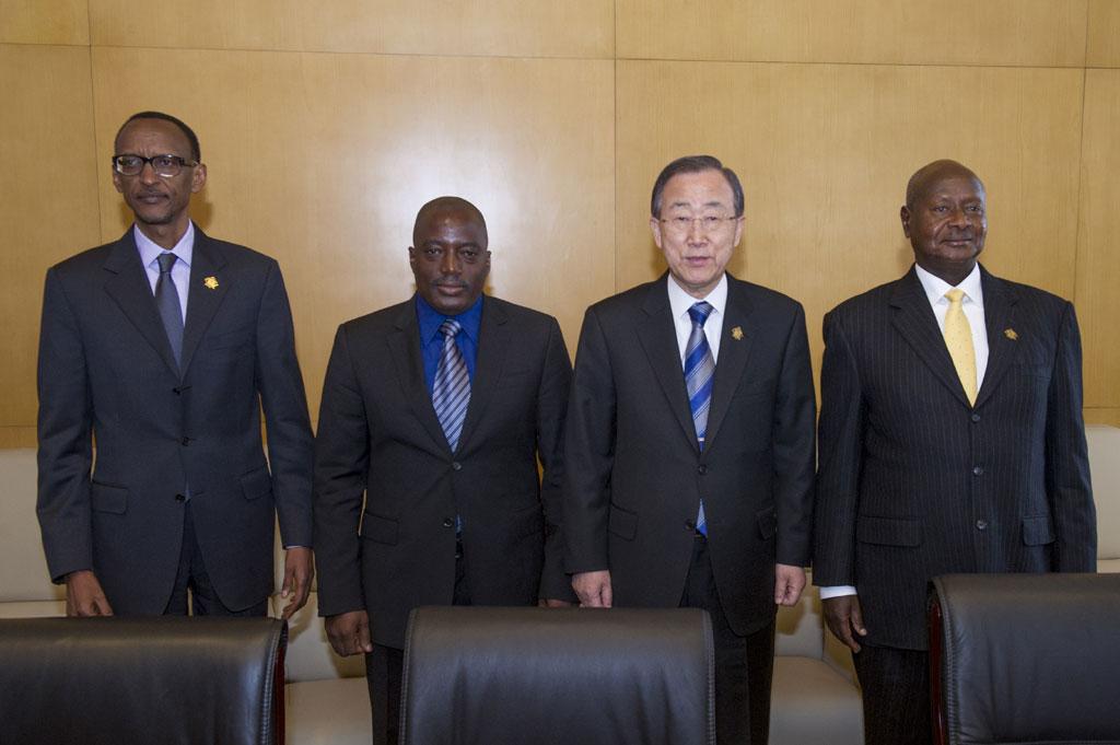 Où va la RDC avec l'accord d'Addis-Abeba et la résolution 2098 ?