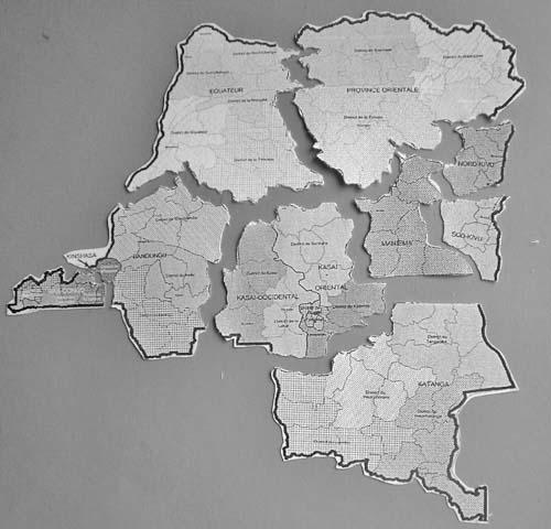 RDC : Et si la balkanisation venait de l'intérieur ?