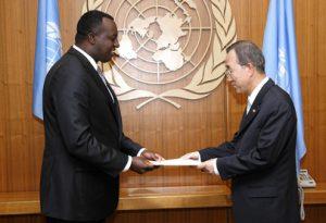 Le Rwanda à la tête du Conseil de sécurité de l'ONU