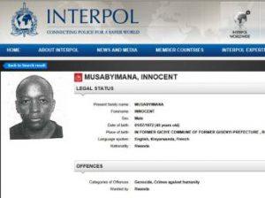 Génocide rwandais : la justice française annule l'extradition de Musabyimana vers Kigali
