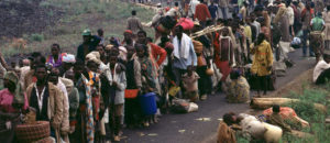 Réfugiés rwandais - source: lepoint.fr