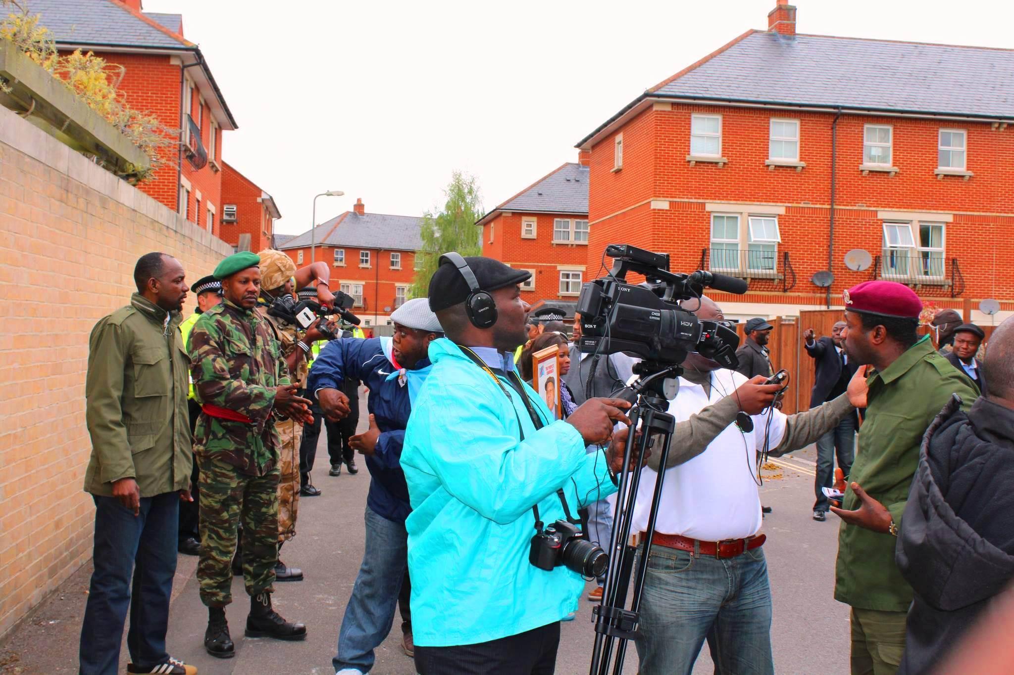Rwanda: visite chahutée de Paul Kagame à Londres