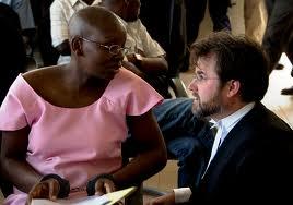 Victoire Ingabire et son avocat